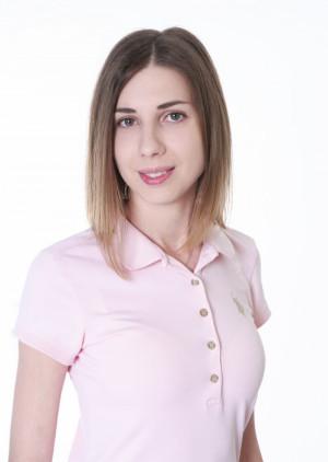 Копыл Евгения Евгеньевна