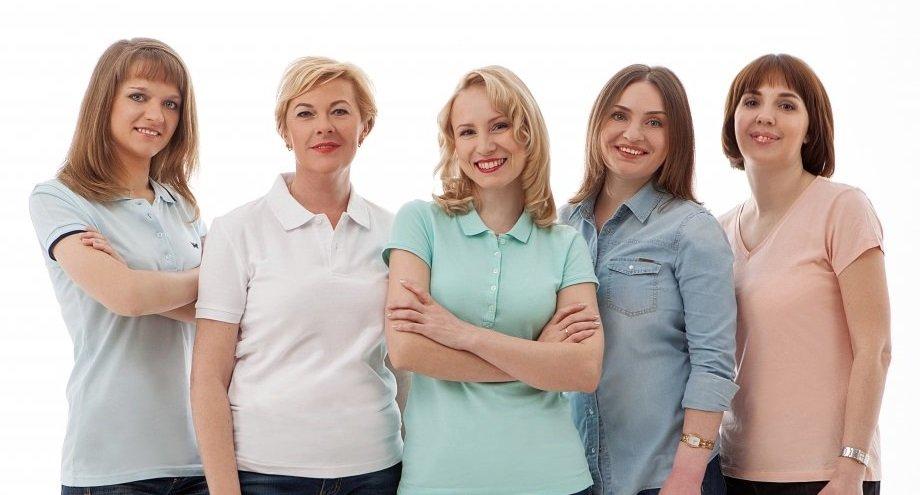 Команда педиатров
